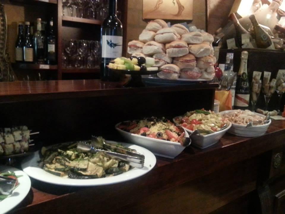 Vin Allegro's aperitivo