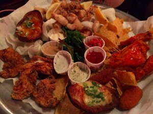 The Ginormous Sharing Platter (for 2)