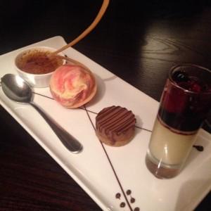 Danny's Dessert Plate