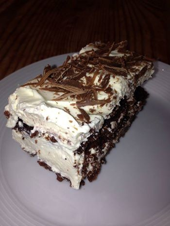 Chocolate Lasagne