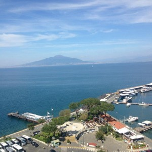 View from Sorrento