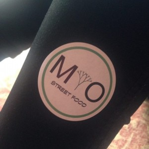 MYO Sticker!