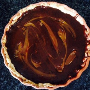 Chocolate & Dulce de leche Torte