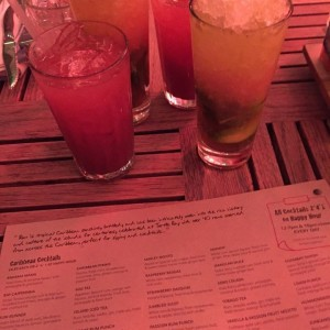 Our Cocktails