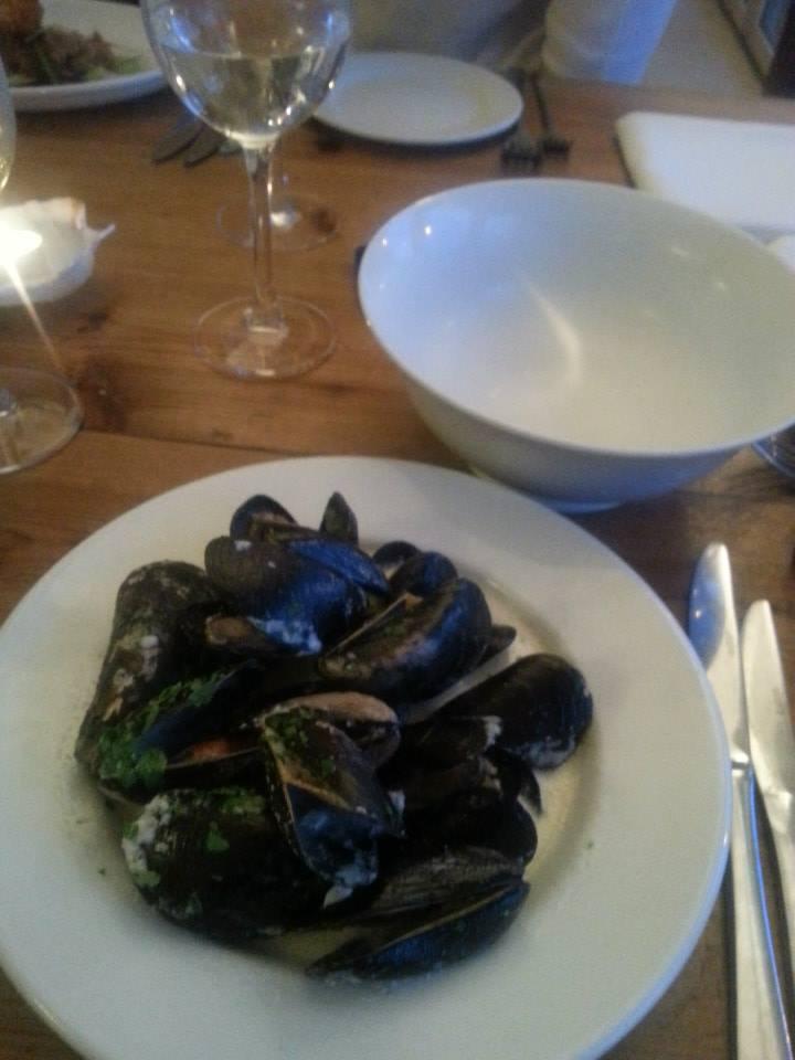 Classic Mussels