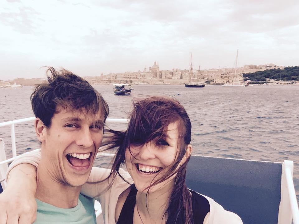 Windy Malta!